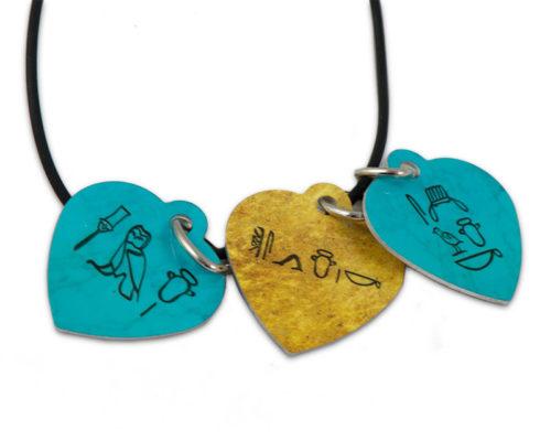Herzenswünsche in Hieroglyphen