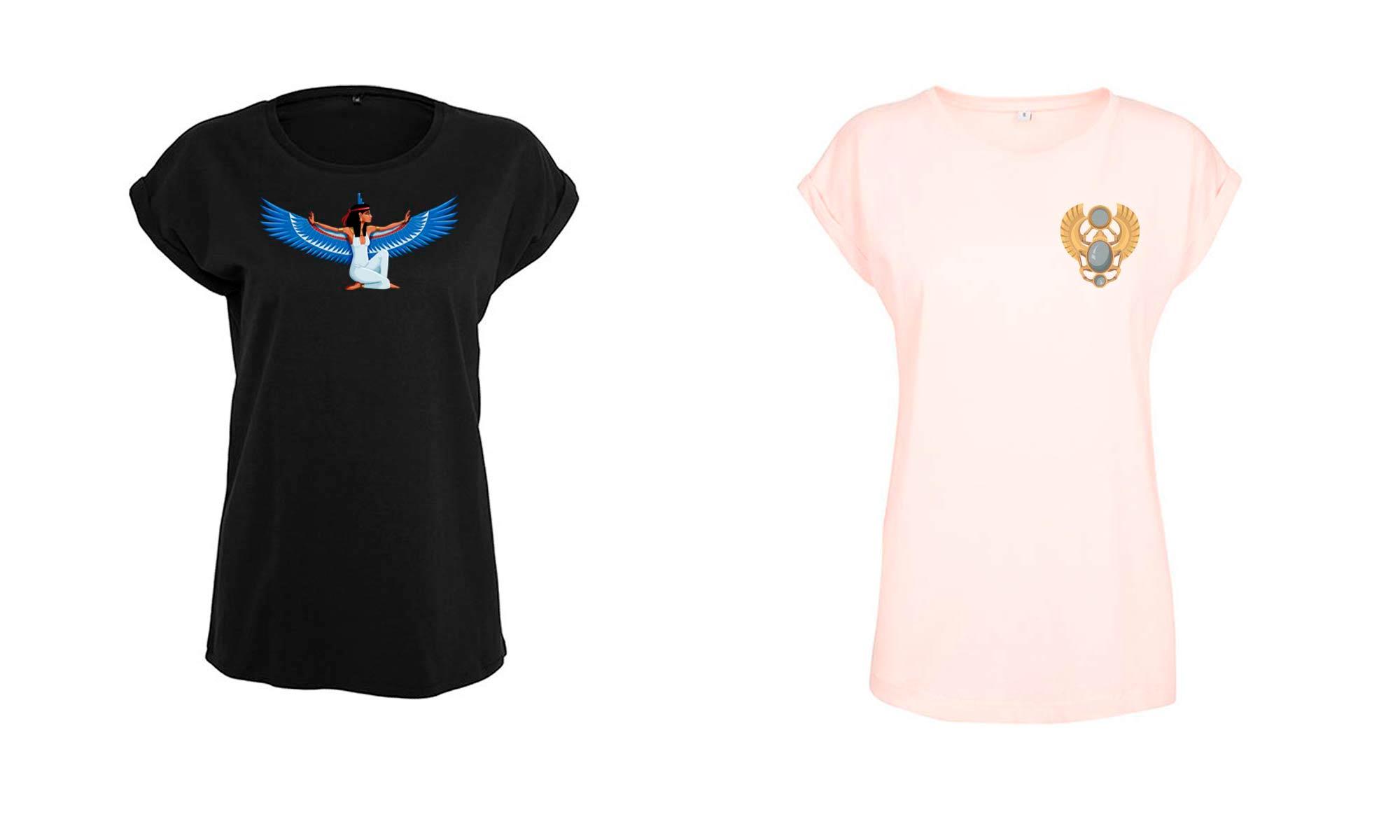 Neue Motiv-Shirts