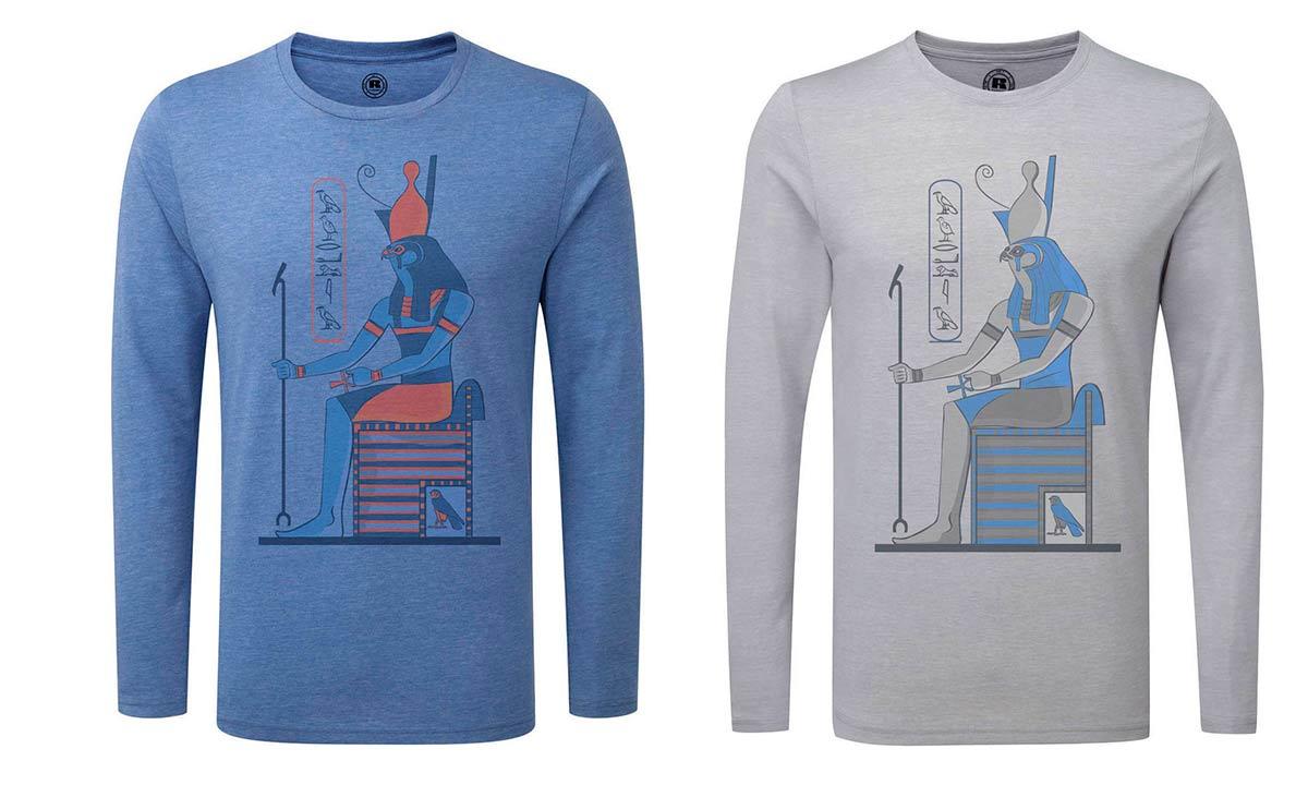 Abverkauf Langarm-Shirts